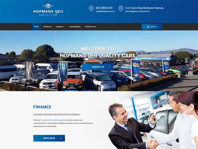 Car Dealer Website Examples Dealer Websites